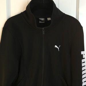 Puma Lightweight Zip-up Sweatshirt
